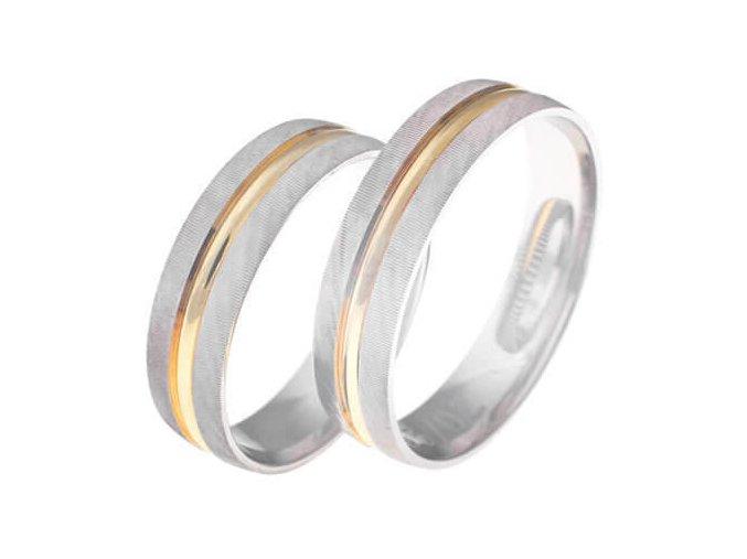 Snubní prsteny LR-255