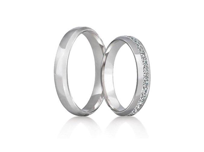 Snubní prsteny LR-282