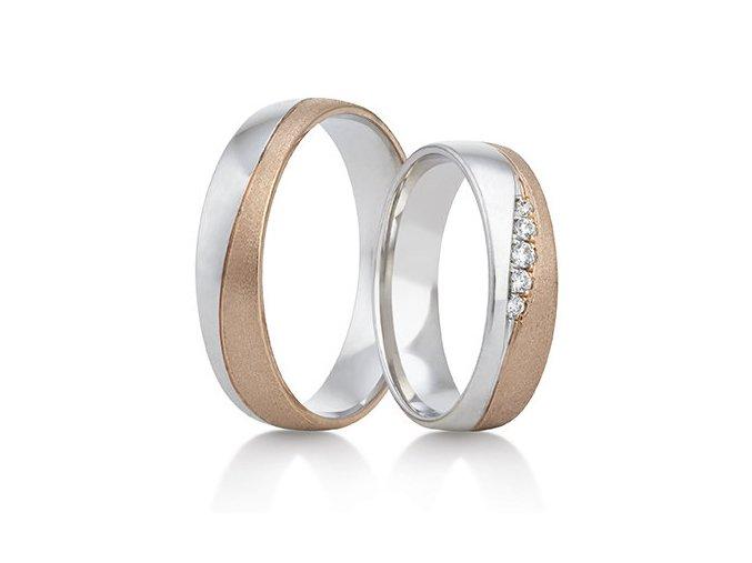Snubní prsteny LR-365
