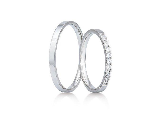 Snubní prsteny LR-319