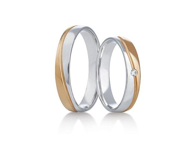 Snubní prsteny LR-431