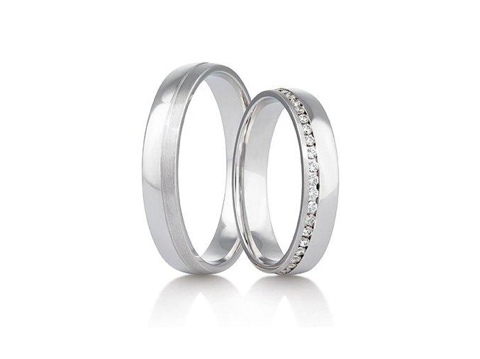 Snubní prsteny LR-415