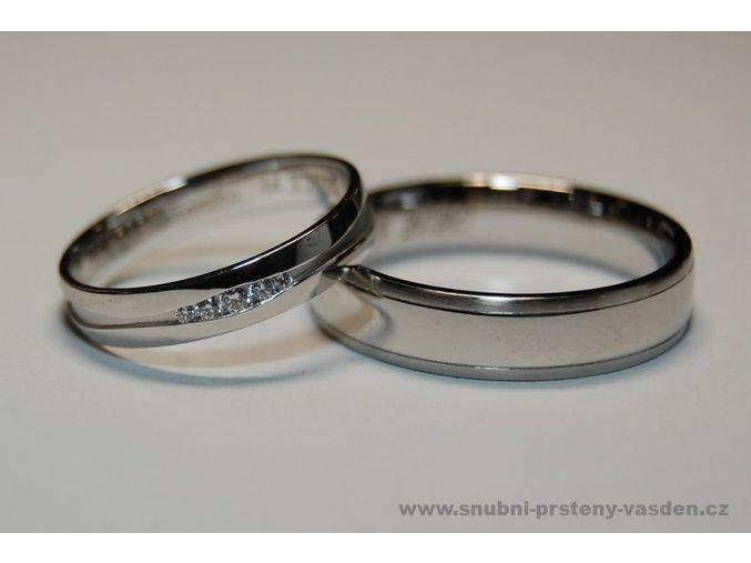 Snubní prsteny LR-379+ ST-0120