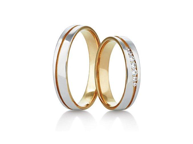 Snubní prsteny LR-418