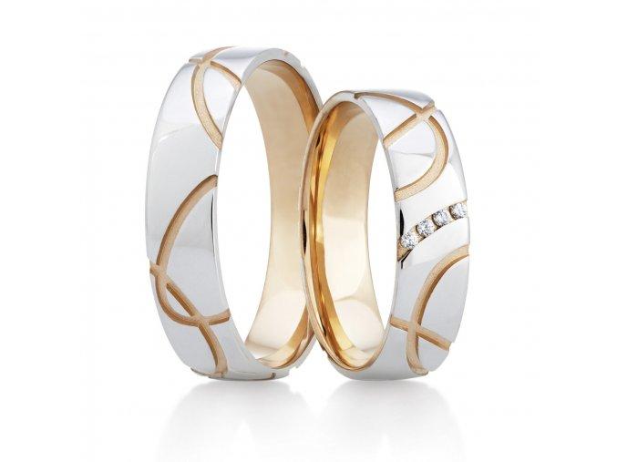 Snubní prsteny LR-382