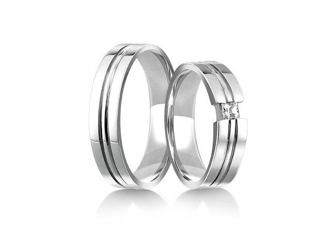 Snubní prsteny LR-016
