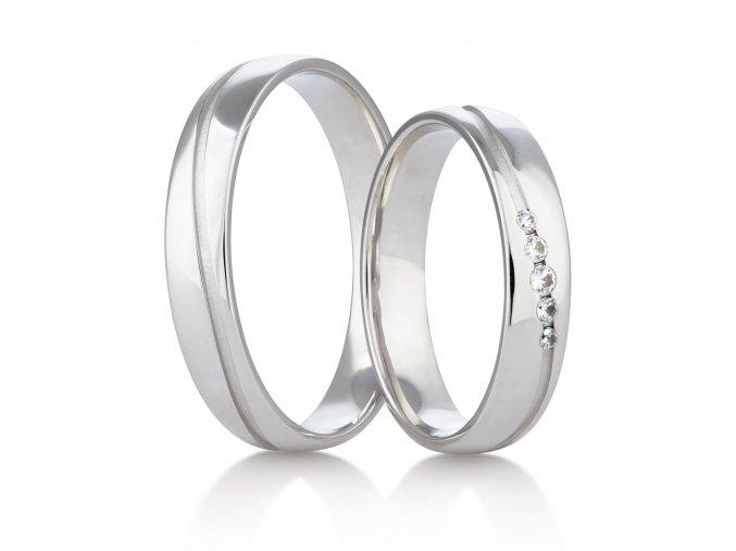 Snubní prsteny LR-421