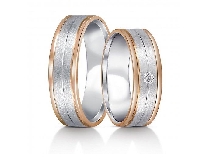 Snubní prsteny LR-205