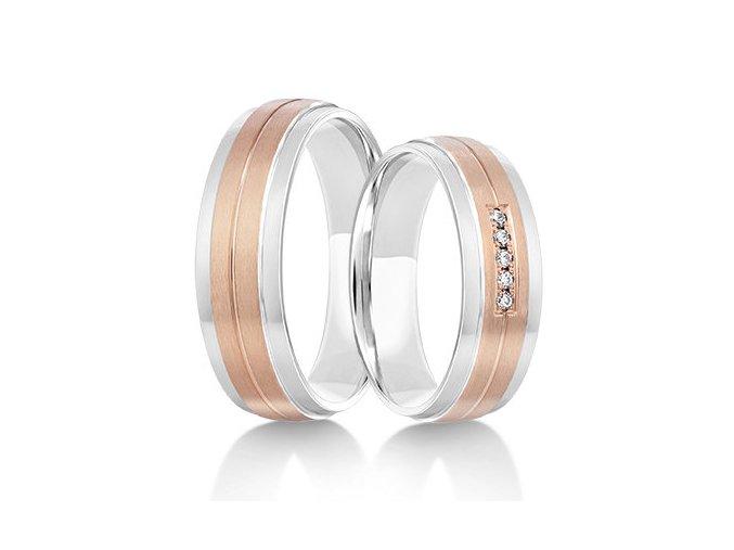 Snubní prsteny LR-305
