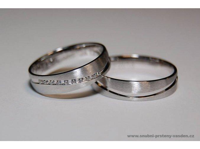Snubní prsteny LR-400