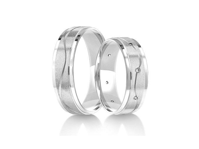 Snubní prsteny LR-237