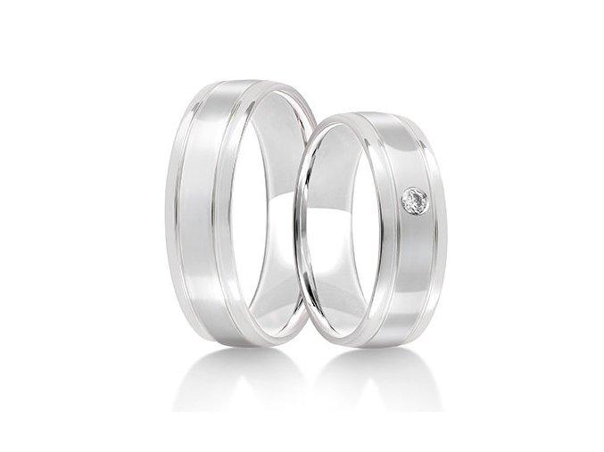 Snubní prsteny LR-045