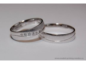 Snubní prsteny LR-396