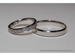 Snubní prsteny LR-335