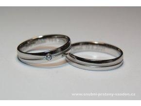 Snubní prsteny LR-073