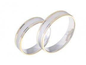 Snubní prsteny LR-243