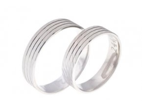 Snubní prsteny LR-244