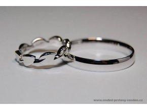 Snubní prsteny LR-345