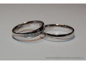 Snubní prsteny LR-412
