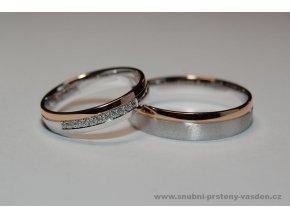 Snubní prsteny LR-420