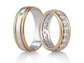 Snubní prsteny LR-312