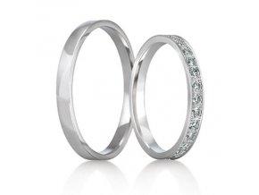Snubní prsteny LR-125