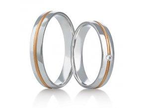 Snubní prsteny LR-427