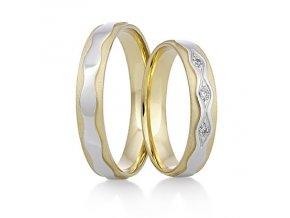 Snubní prsteny LR-377