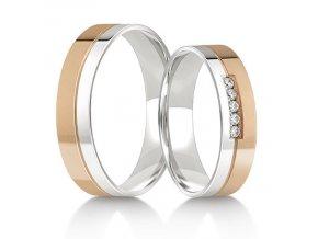 Snubní prsteny LR-042