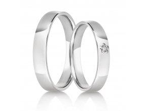 Snubní prsteny LR-437