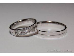 Snubní prsteny LR-015
