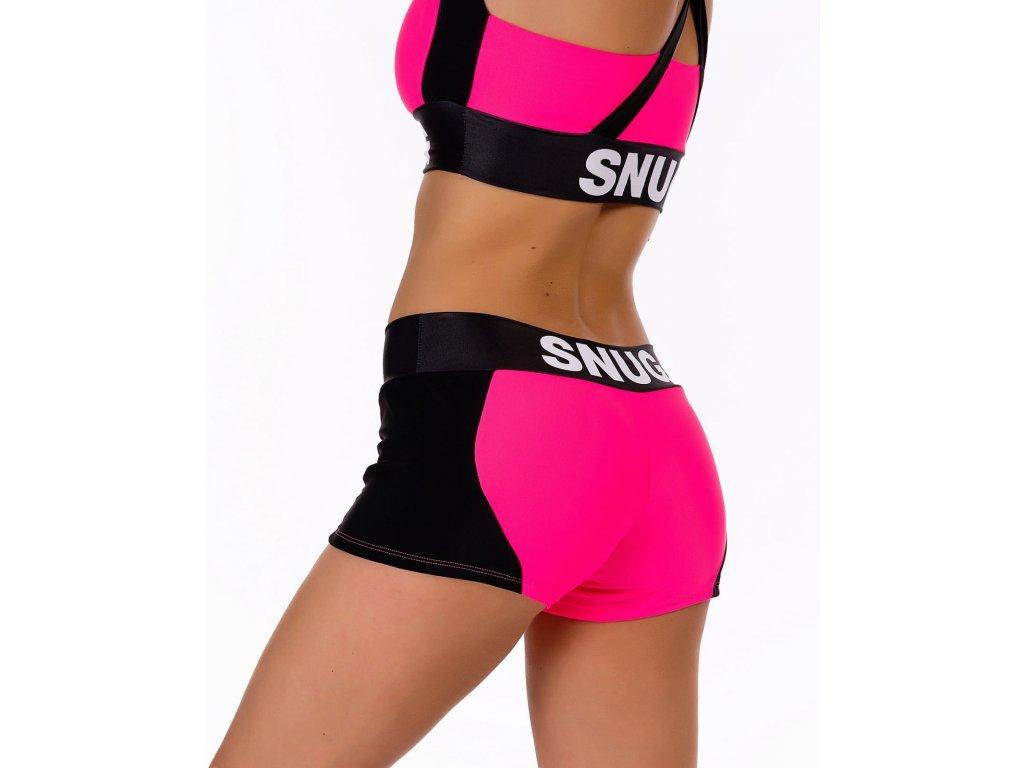 Sportovní kraťasy Pink