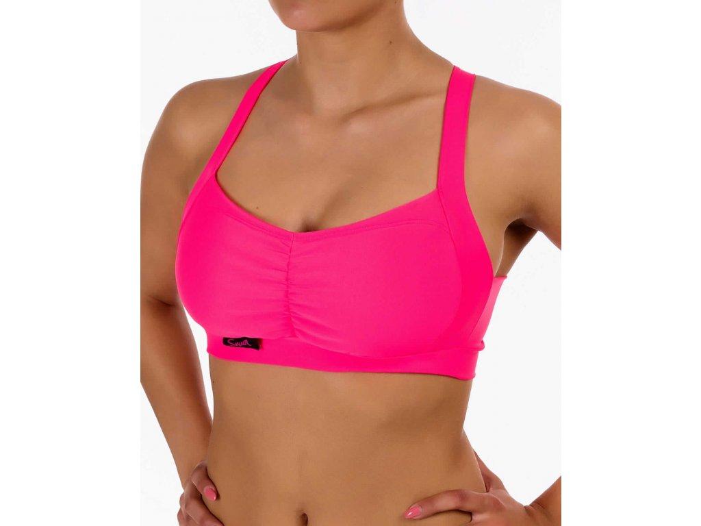Sportovní top Pink