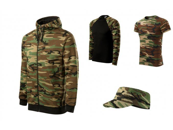 Camo set Man Brown