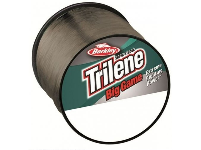 vlasec berkley trilene big game brown 1000m original