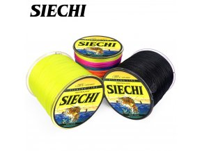 SIECHI 1PC 500m PE Braided Fishing Line 8 Strands Fishing Lines Multi filament Fish Line Rope