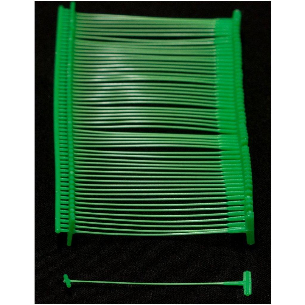 Splinty standard swiftach, 40 mm, zelená, Avery Denninson