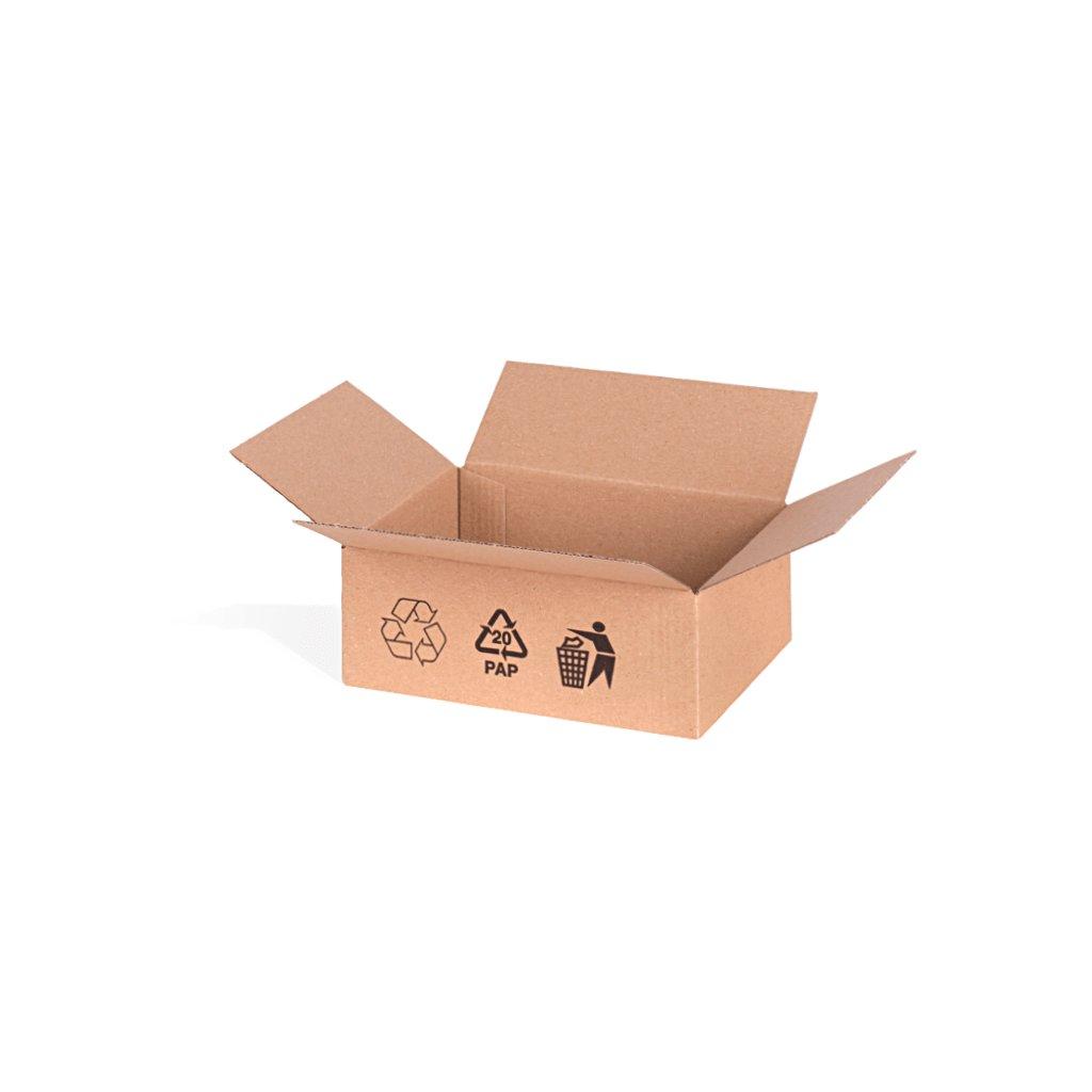 Klopová krabice 3VL 300x200x100