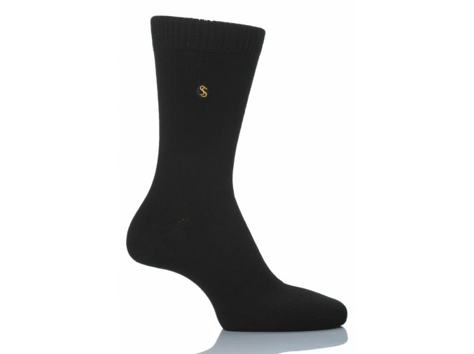 SockShop Black DÁMSKÉ