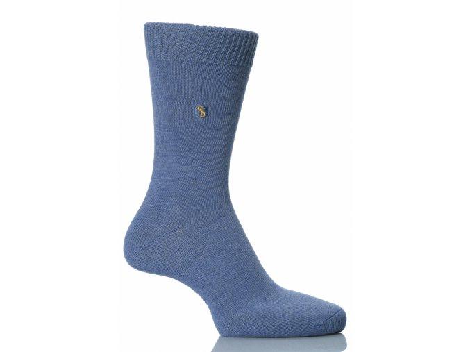 SockShop Denim Blue DÁMSKÉ