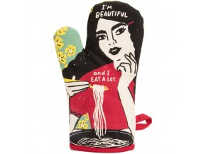 im beautiful and i eat a lot oven mitt 950x950