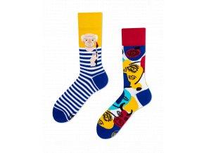 Many Mornings ponožky Picassocks DÁMSKÉ