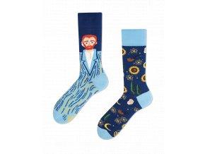 Many Mornings ponožky True Vincent DÁMSKÉ