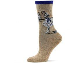 HOT SOX ponožky Baletka DÁMSKÉ