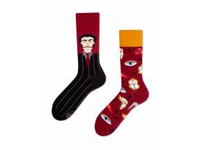 Many Mornings ponožky Salvadorable PÁNSKÉ