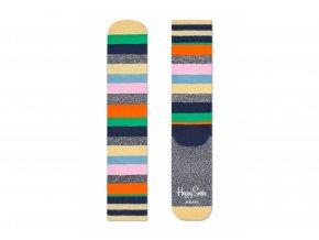 Happy Socks ATHLETIC sportovní ponožky ATSTR27-9001 DÁMSKÉ