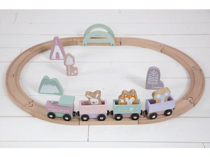 4422 wooden train track pink 11 kopie