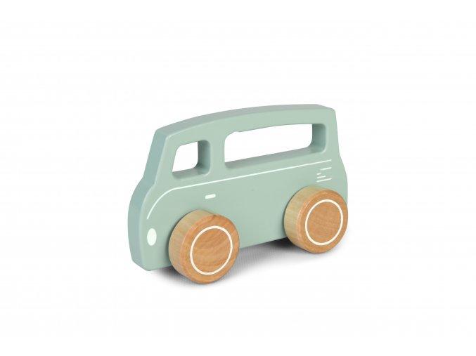 4378 wooden van 1