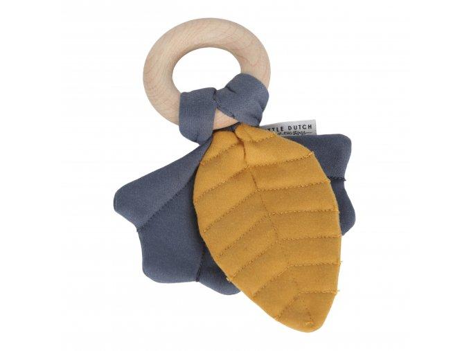 4900 Listy na dřev.kroužku žlutá modrá (1)