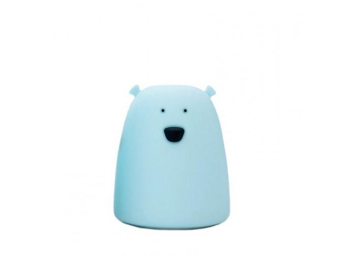 Malá lampička medvídek - modrá